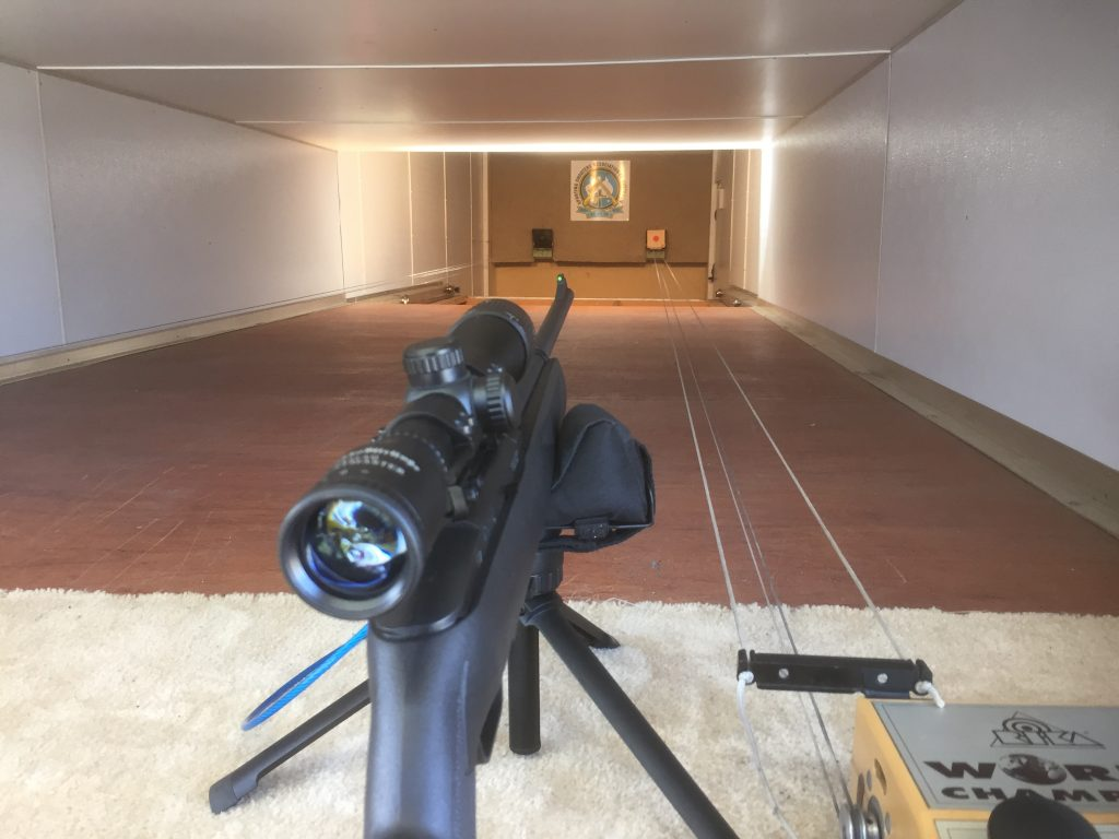 Mobile Air Rifle Range MARR