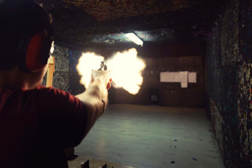 Pistol Ranges
